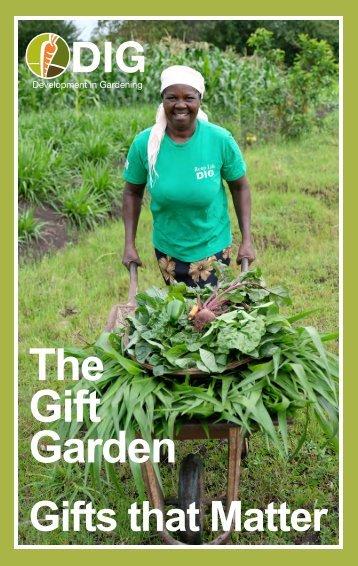 DIG Gift Garden