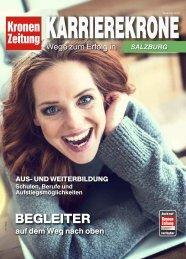 Karriere Krone Salzburg 2018-11-18