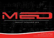 MED Product Catalogue 2019