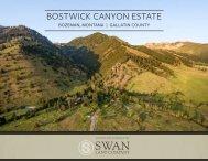 Bostwick Canyon Estate Offering Brochure 11-17-18