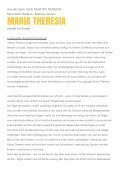 JGIM Verlag . Leseprobe MARIA THERESIA - Page 2