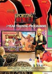 2-Year-Training Programme