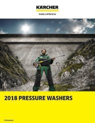 Karcher - Pressure Washer