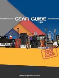Ragtime Gear guide 2019
