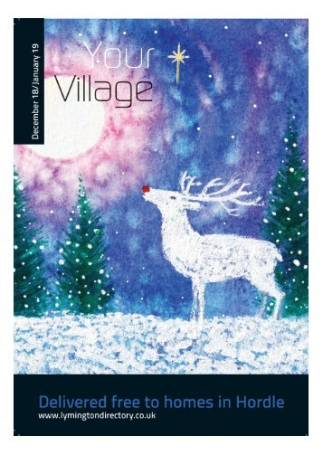 Your Village Hordle Dec 18 Jan 19