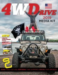 2019 4WDrive US Media Kit