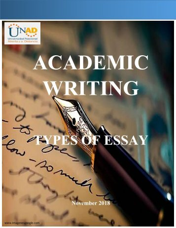 Magazine_Types of essay
