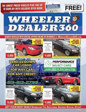 Wheeler Dealer 360 Issue 47, 2018