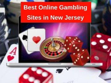 Best Online Gambling sites in New Jersey