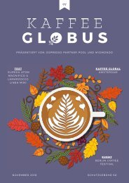 Kaffee Globus - Ausgabe 7