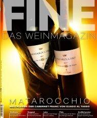 FINE Das Weinmagazin - 03/2018