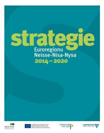 Strategische Handlungsempfehlungen der Euroregion Neisse (CZ)