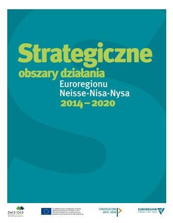 Strategische Handlungsempfehlungen der Euroregion Neisse (PL)