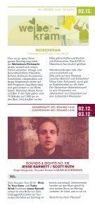 Programm Schlachthof Wiesbaden - Dezember 2018 - Page 5