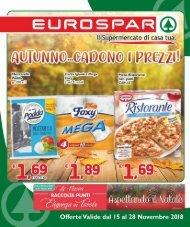 Eurospar S.Gavino 2018-11-15