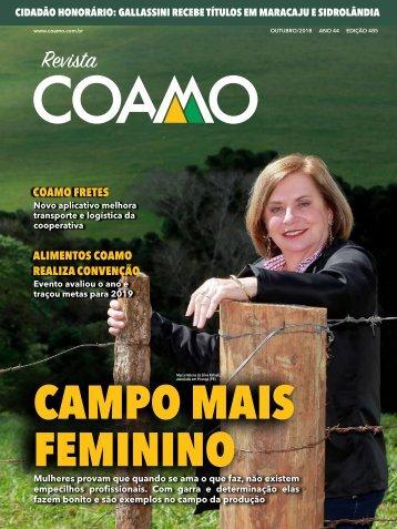 Revista COAMO - Edição 485 - Outubro/2018