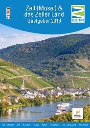 Gastgeberverzeichnis Zeller Land 2019