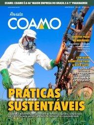 Revista COAMO - Edição 483 - Agosto/2018