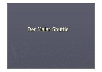 malat-aspartat-shuttle - Biochemie Trainingscamp