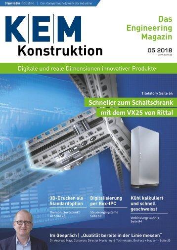 KEM Konstruktion 05.2018