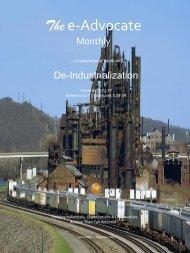 De-Industrialization