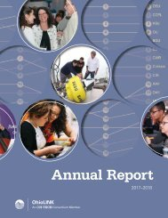 2017-2018 OhioLINK Annual Report