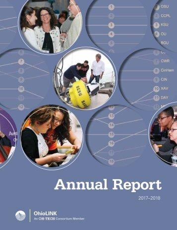 2017-2018 OhioLINK Annual Report