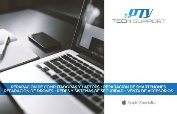 PTY Tech Support