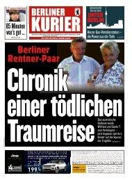 Berliner Kurier 20.11.2018