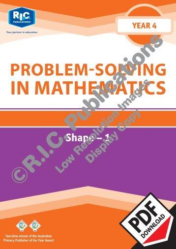 20745_Problem_solving_Year_4_Shape_1