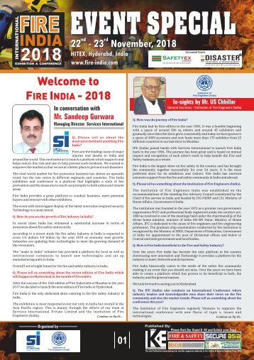 Fire India Event Special 2018