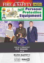 Focus Personal Protective Equipment November 2018