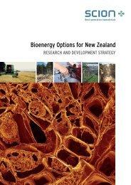 Bioenergy Options for New Zealand - NIWA