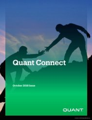 Quant Connect - October-18