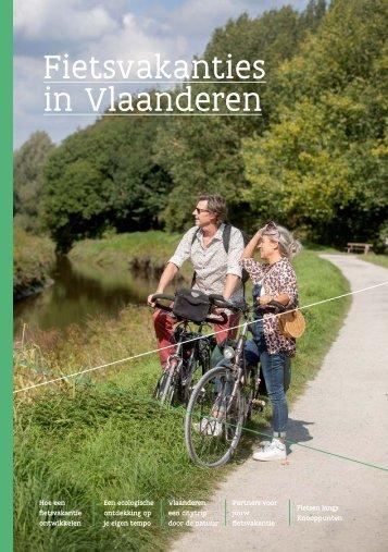 Fietsvakanties in Vlaanderen