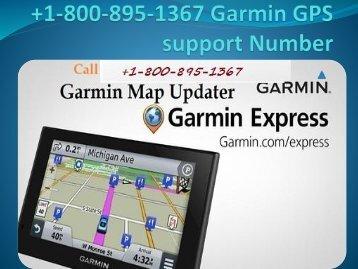 1-800-895-1367 Garmin GPS support Number-converted