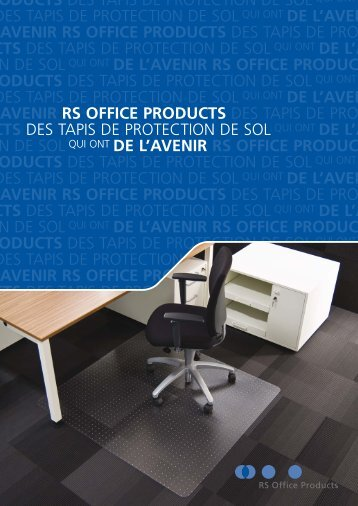 RS Office_Tapis protège- sol_2016