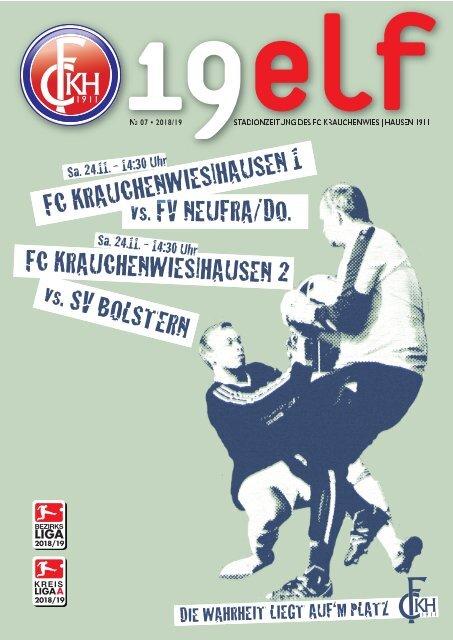FCKH19elf • № 07 • Saison 2018/19