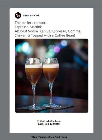 SoHo Bar Cork and Cocktail Bar Cork