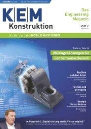 KEM Konstruktion Mobile Maschinen 2017