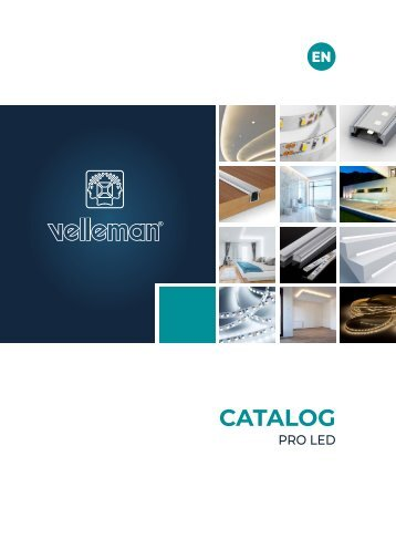 Velleman Pro LED Catalogue - EN