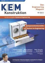 KEM Konstruktion Sonderausgabe Systems Engineering 02.2017