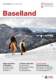 Baselland entdecken - November 2018