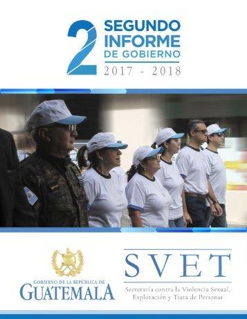 Memoria de Labores SVET 2017