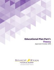 BRCS Educational Plan