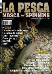 La Pesca Mosca e Spinning 6/2018