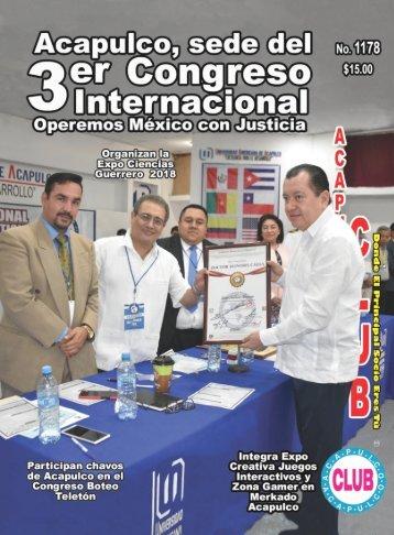 Revista Acapulco Club 1178