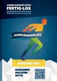 AUSBILDUNGSPLÄTZE - FERTIG - LOS | Schleswig-Holstein Mitte 2019