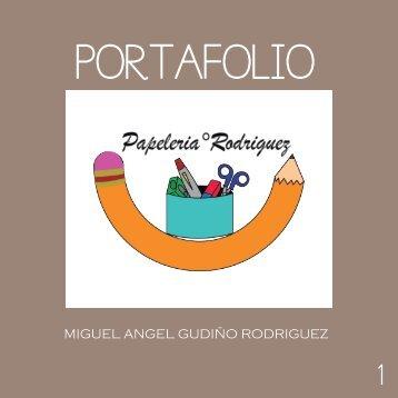 Catalago Digital _ Miguel Angel Gudiño Rodriguez