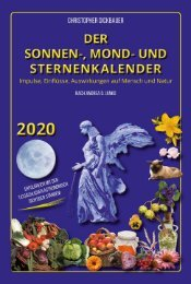 Mondempfehlungen für KW 35 - 37 / 2019